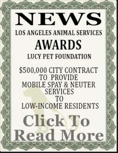Los Angeles Department of Animal Services